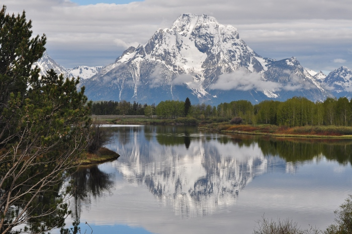 The Grand Teton Mountain