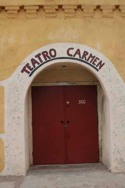 The Carmen Theatre