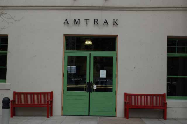 The Amtrak Depot