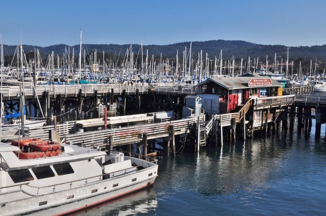 Old Fisherman's Wharf marina