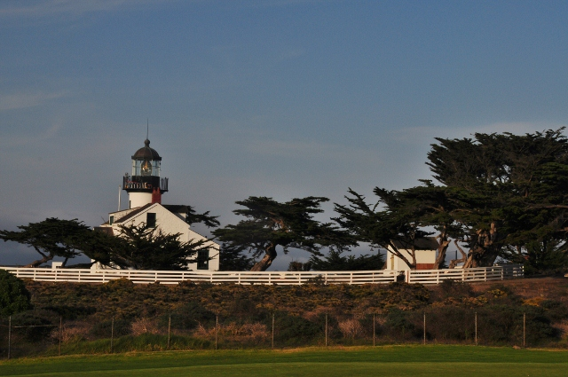 Pinos Point Light Station, Pacific Grove