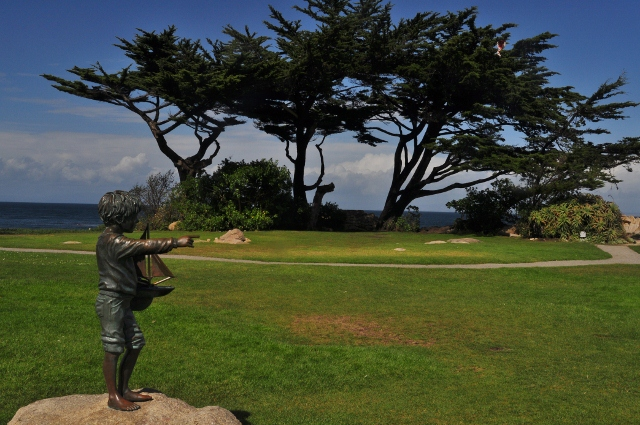Lover's Point Park, Pacific Grove