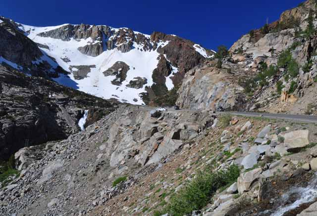 On Tioga Pass Road