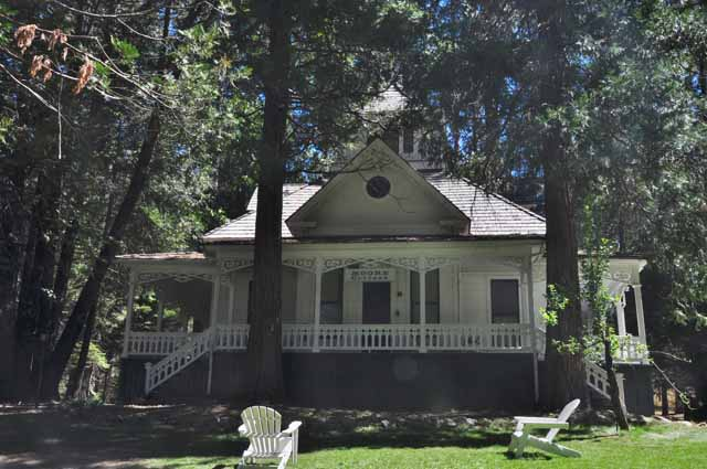Wawona Hotel complex, Moore Cottage