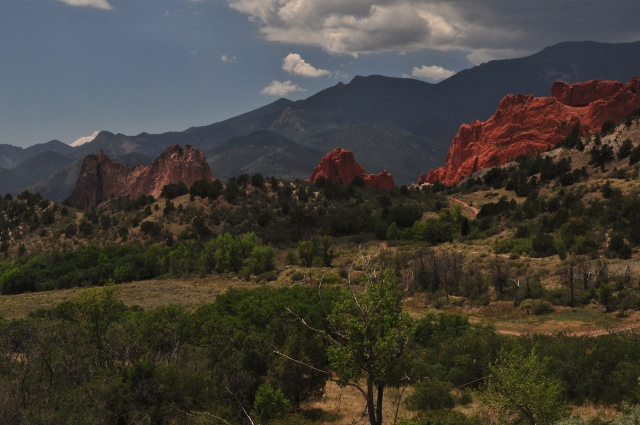 Garden of the Gods overview