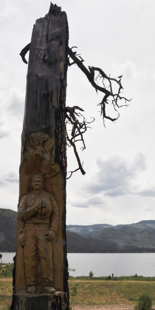 Tour of Carvings, Vallecito Lake
