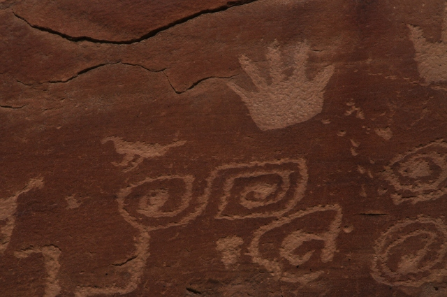 The Petroglyph Trail