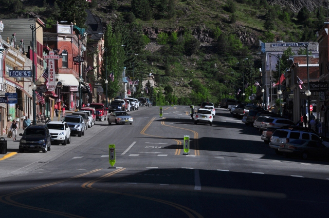 Main Street Ouray
