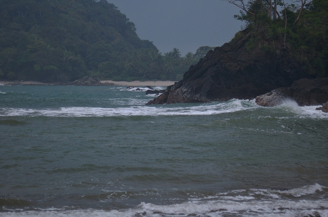 The Manuel Antonio National Park