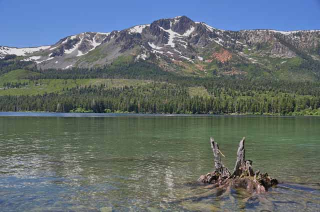 Fallen Leaf Lake and Mt. Tallac