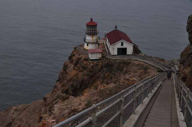 Point Reyes National Seashore lighthouse