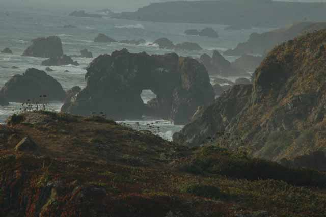 Arched Rock, Sonoma Coast