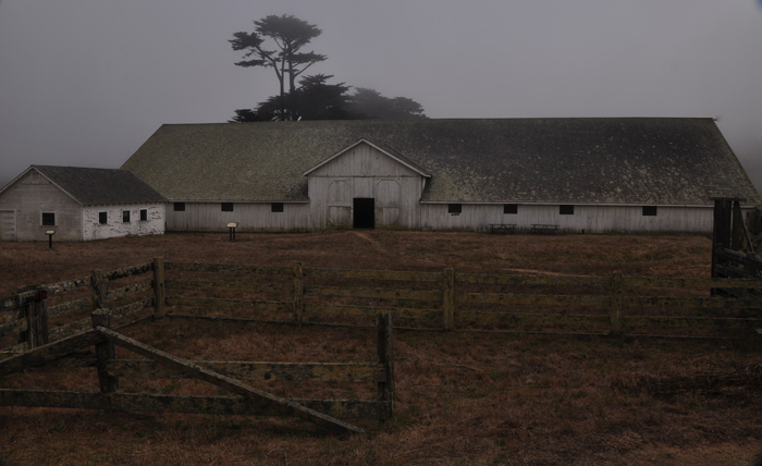 Pierce Ranch, Point Reyes Natl Seashore