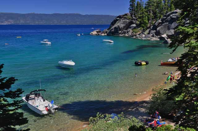 DL Bliss State Park, Lake Tahoe