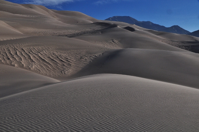 Great Sand Dunes Natl Park, Colorado