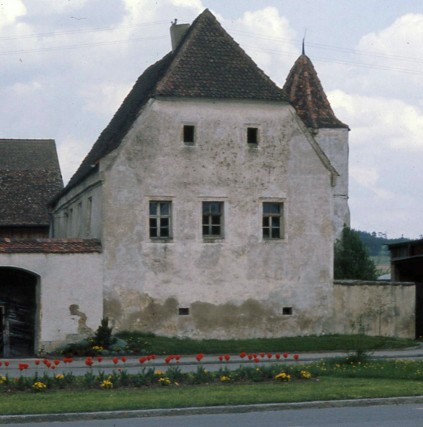 an old house in vilseck