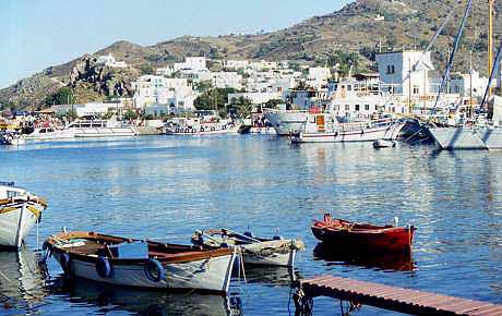 Patmos overview