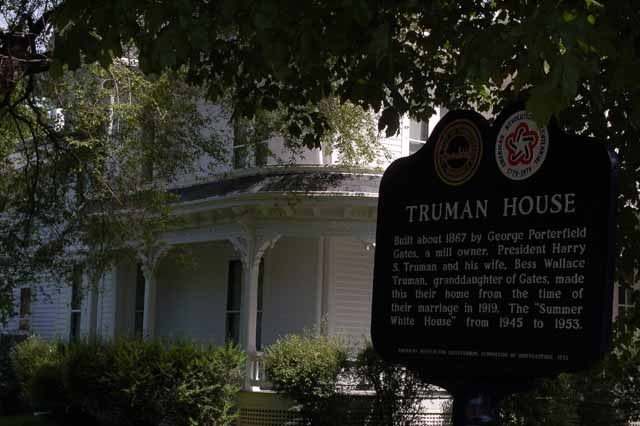 Harry S. Truman home