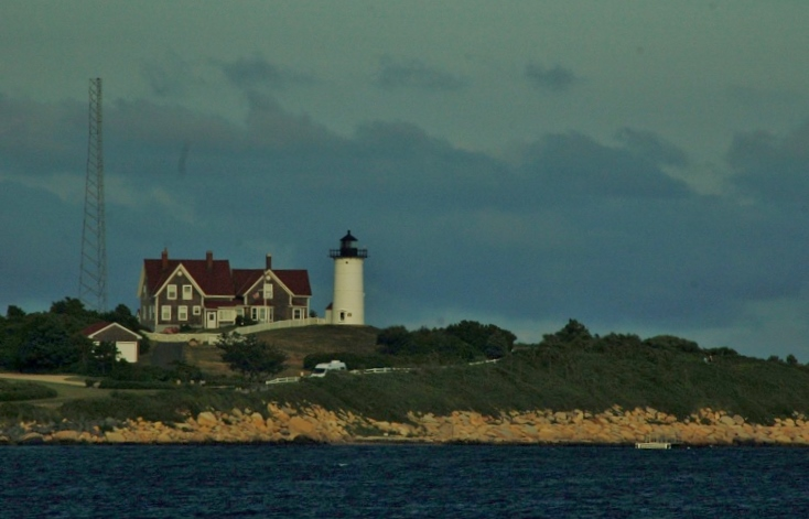 Nobska lighthouse, Woods Hole