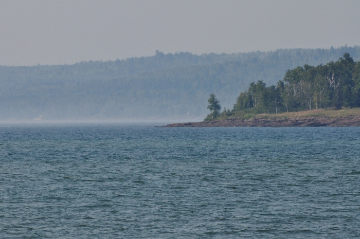 Agate Bay in Two Harbors, Lake Superior