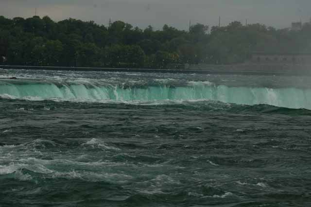 Horseshoe Falls from the American side