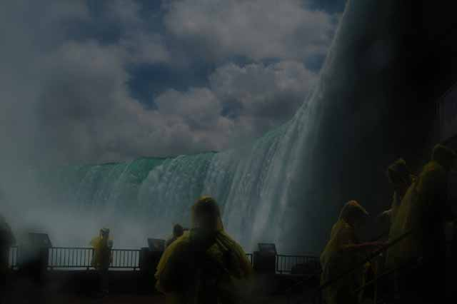 Journey Behind the Falls Tour