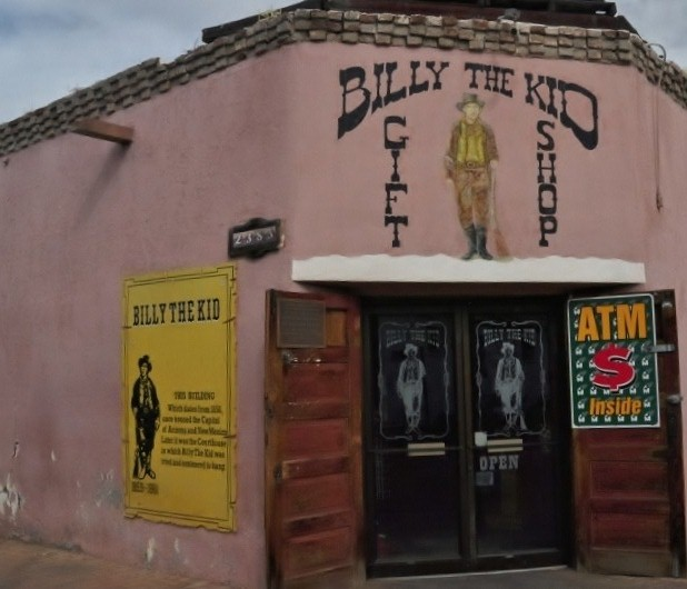 Billy the Kid store