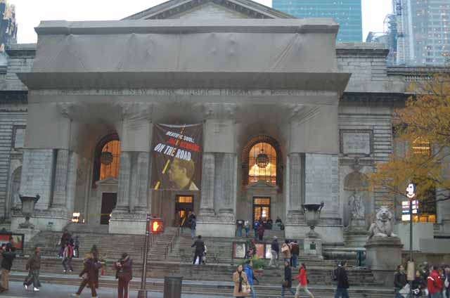The NY Public Library