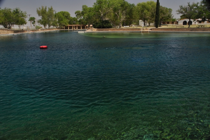 Balmorhea state park for Swimming pool in fort stockton tx