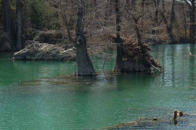 Perhaps the Frio River
