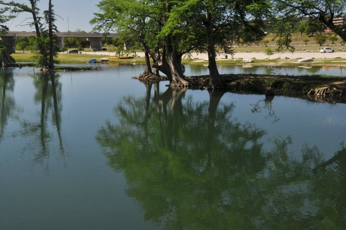 Kerrville's Tranquility Island