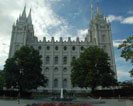 Temple Square - SLC