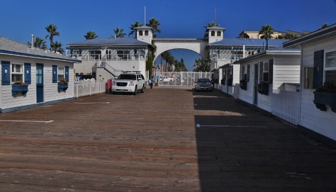 Pacific Beach Pier Cottages The Best Beaches In World