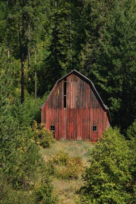 The Idaho Panhandle